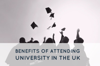 Benefits of attending university in the UK