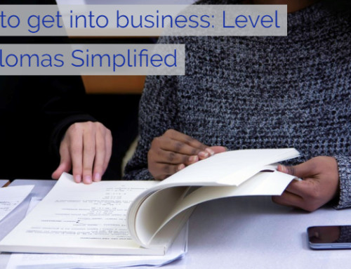 How to get into business: Level 3 Diplomas Demystified