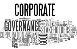 Governance within SMEs
