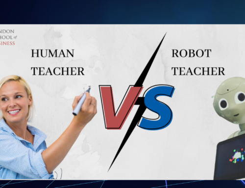 Robots replacing teachers is a good thing – yes or no?
