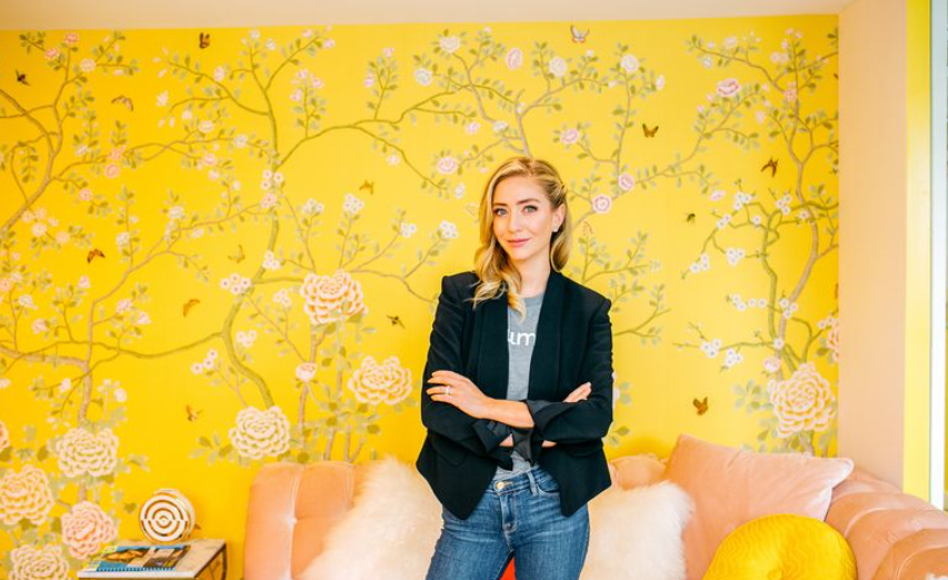 WHITNEY WOLFE, Bumble CEO