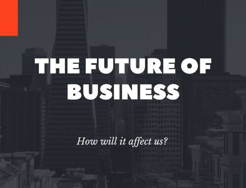 What lies in the future of business?